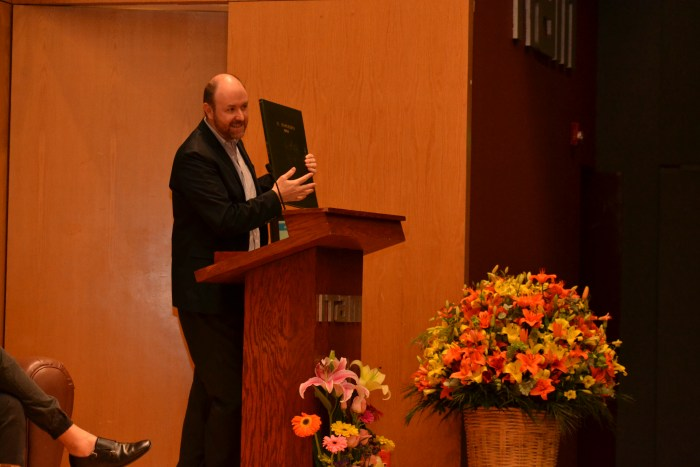Hans Kritzler, fundador y primer director editorial de El Supuesto
