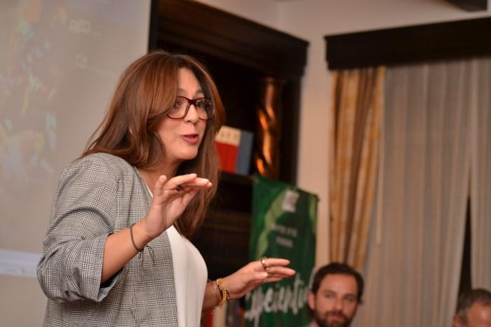 Gabriela Vázquez Cobo, Qualitative Director de TNS México & LatAm