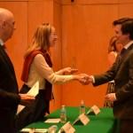 Ganadores del premio a las mejores tesis del 2018. Premio de Investigación ExITAM