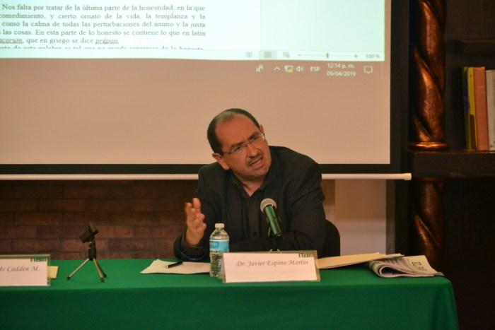 Dr. Javier Espino Martín