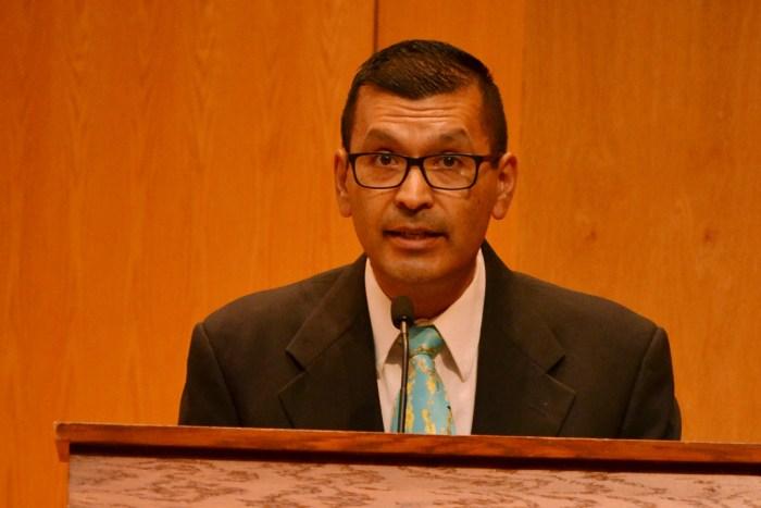 Dr. Luis Enrique Nieto en el Premio de Investigación ExITAM
