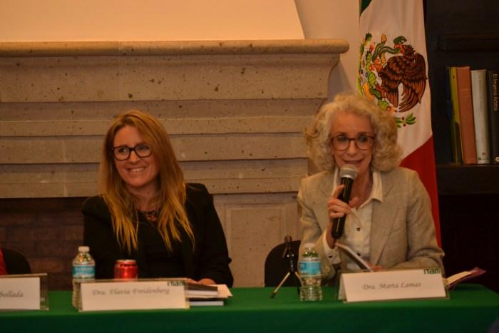 Flavia Freidenberg y Marta Lamas