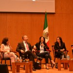Rosario Aguilar, María del Carmen Nava, Horacio Vives, Mónica Aspe, Mónica Maccise y Sofía Ramírez