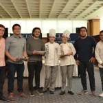Alumnos del ITAM y del Cessa presentando sus proyectos