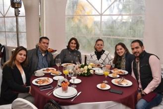 Desayuno de exalumnos de Contaduría Pública y Estrategia Financiera. Foto: ITAM