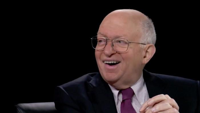 Martin Feldstein, reconocido economista estadounidense.