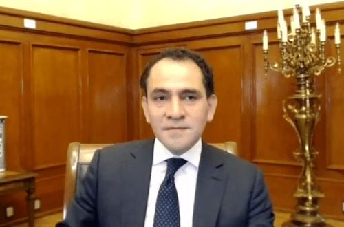 Arturo Herrera, Secretario de Hacienda, habló de la importancia de las vacunas para acelerar la recuperación del país.