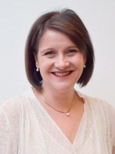 Alexandra Uribe Coughlan, Directora del Programa de la Licenciatura en Ciencia Política del ITAM.