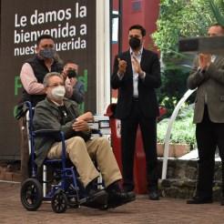 Víctor Guerrero Bienvenida a facultad al campus ITAM