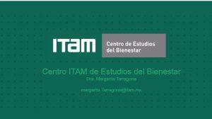 Bienestar integral en la Comunidad ITAM
