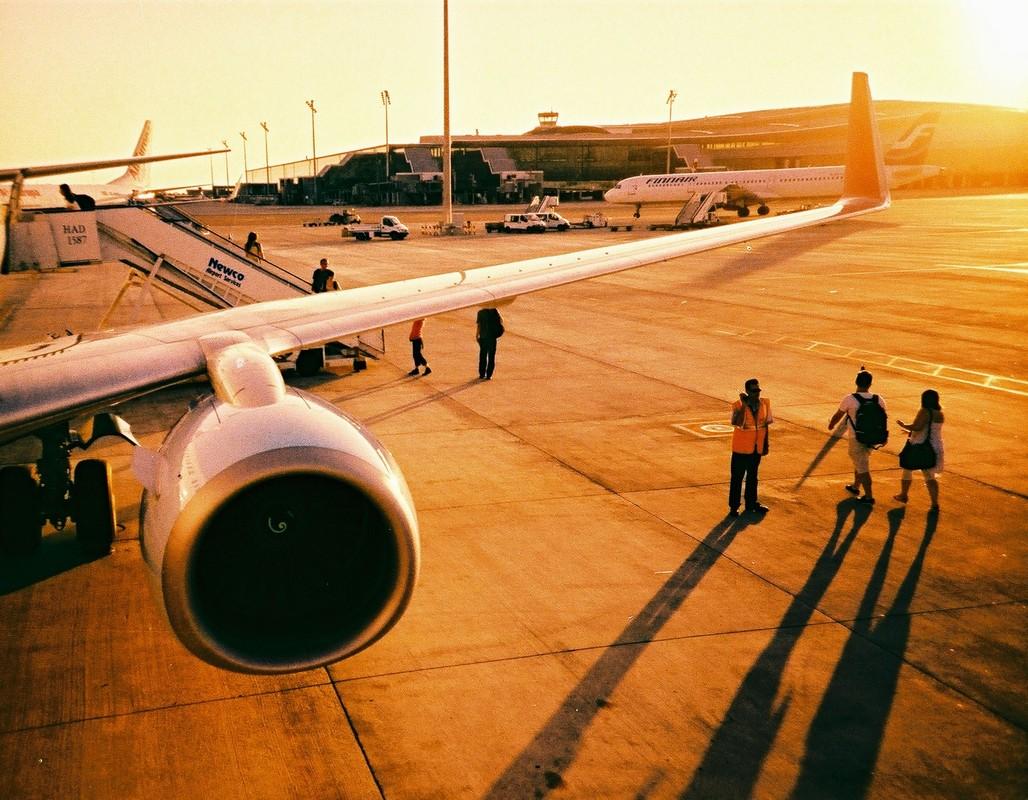 Aeropuerto Naranja - LCA - Agfa Precisa - Xpross 100 día
