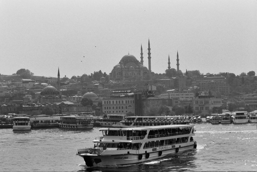 Estambul - Canon EOS500N - Ilford HP5