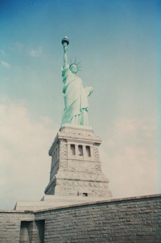 Estatua de la Libertad - LCA