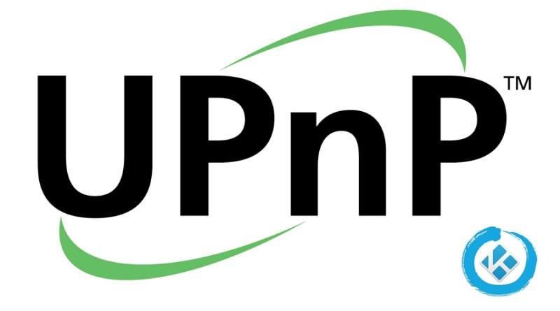 UPNP en kodi