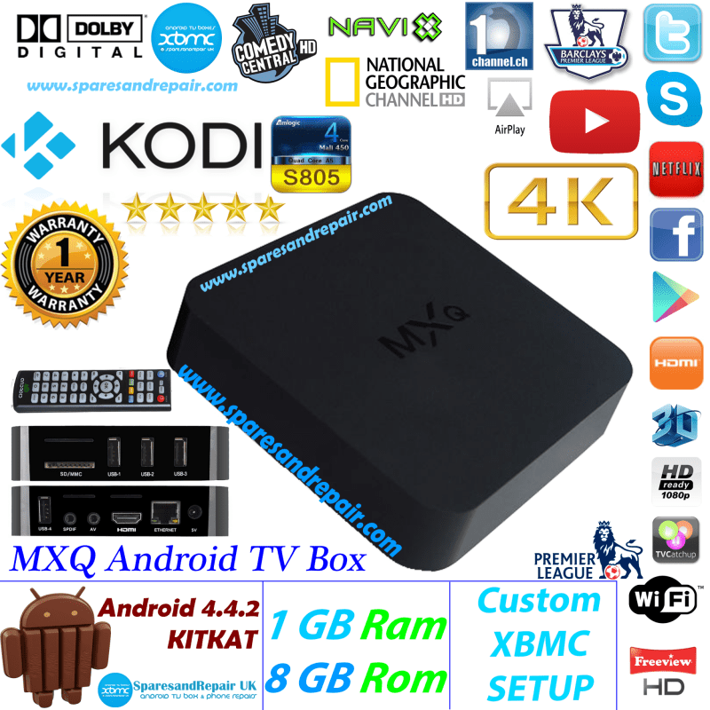 vendedores de tv box