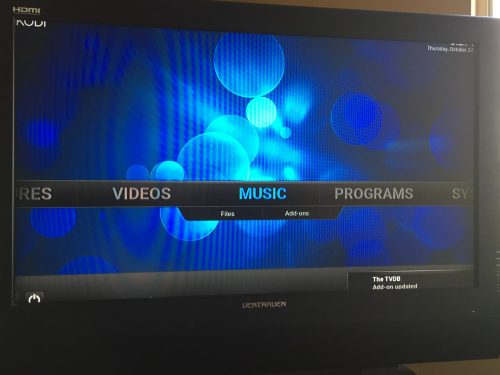 instalar kodi en apple TV 4