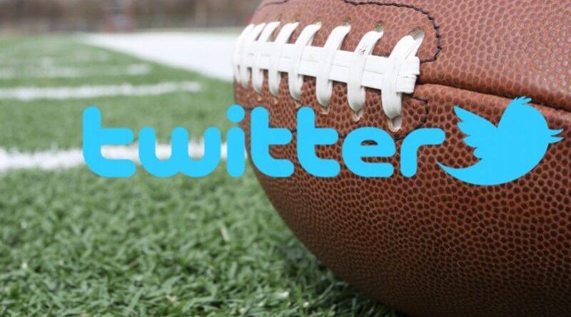 NFL en twitter