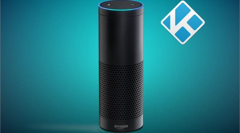 Amazon Echo en Kodi