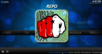 Repositorio Latinos en Kodi