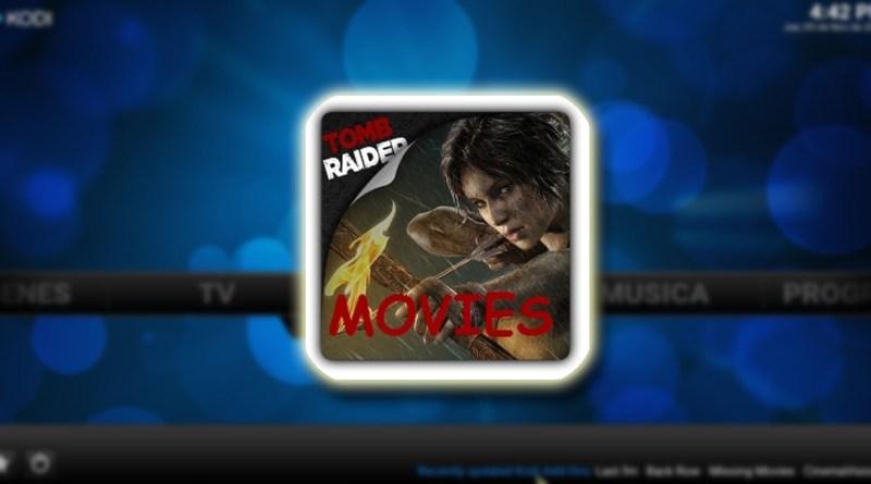 addon tombraider movies en Kodi