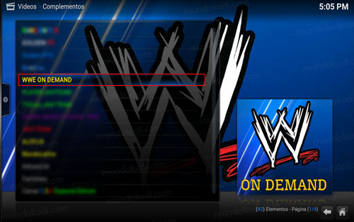 addon wwe on demand en Kodi 11-wwe-on-demand