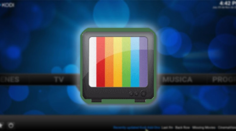 addon tv player latino en kodi