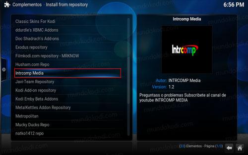 addon IPTVPR en kodi