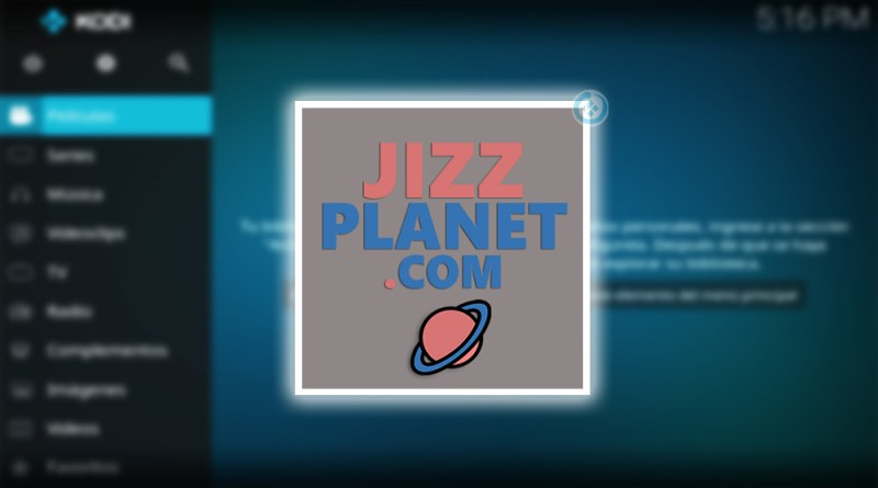 addon jizz planet en kodi