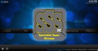 Addon Specialist Super Stream en Kodi