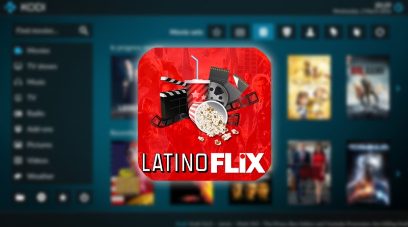 addon latinoflix en kodi
