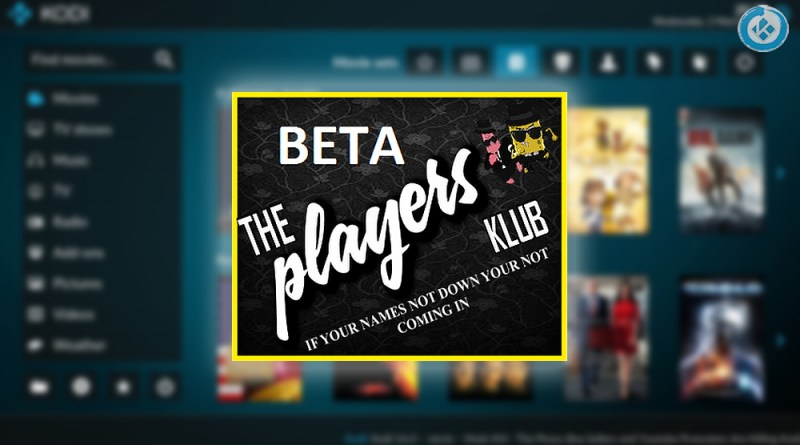 addon the players klub en kodi