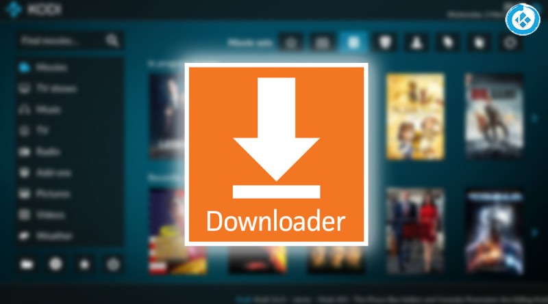 Kodi en Fire TV Stick con Downloader