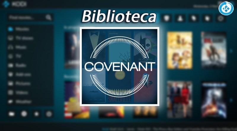 biblioteca de covenant en kodi