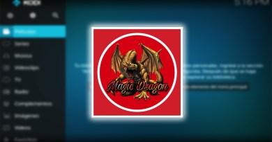 addon the magic dragon en kodi