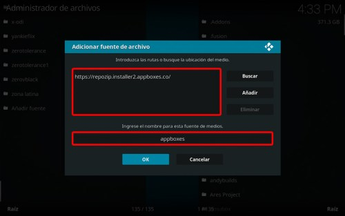 addon legends en kodi