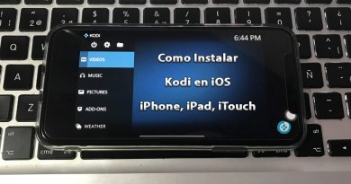 Cómo Instalar Kodi en iOS sin Jailbreak [iPhone, iPad y iPod Touch]