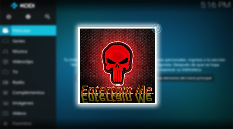 addon entertain me en kodi