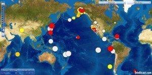 Anillo de Fuego: los volcanes más activos incluyendo El Hierro, Islas Canarias – Septiembre, 2011