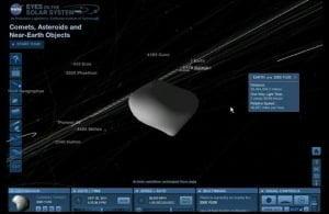 ¿Qué pasaría si el asteroide 2005 YU55 golpeara la Tierra?