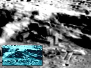 Posible Base Alienígena en la luna capturada por la sonda Chang'e-2 – 14 de febrero 2012