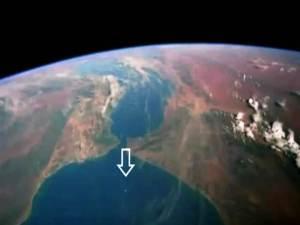 Múltiples OVNIs en baja órbita terrestre, NASA 2012