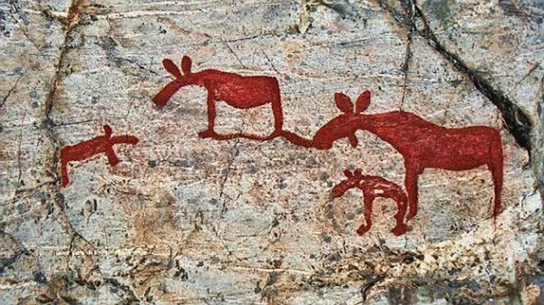 Hallan el Facebook de la prehistoria