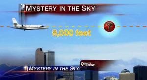 Misterioso objeto casi causa colisión en el aire sobre Denver – 15 de mayo 2012