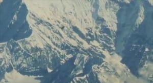 Avistamiento OVNI sobre los Alpes, 12 de enero 2013