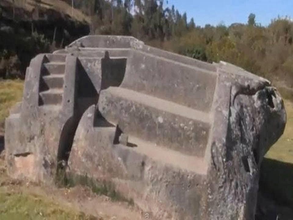 Evidencia de antiguas construcciones de piedra de 12.000 años en Perú