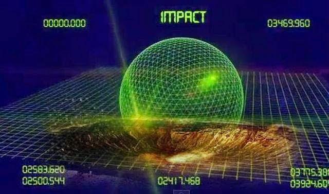 Asteroide de 23 kilómetros de diámetro golpeó la Tierra hace unos 3260 millones años