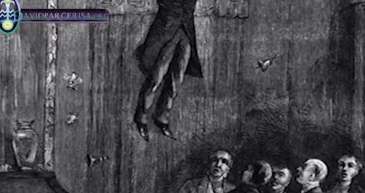 Daniel Douglas Home: El hombre que podía volar