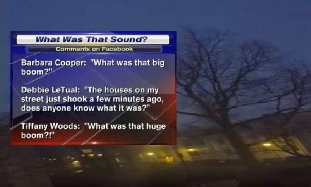 Misteriosos booms y extraños sonidos se escuchan en todo el mundo