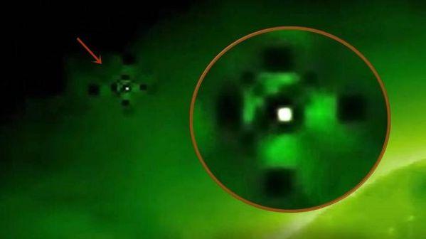 OVNI – EMV orbita el Sol