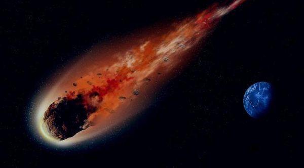 Asteroide 2013 TX68 encuentro más cercano hasta la fecha